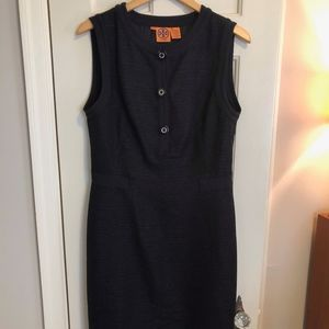 Tory Burch Midi Length Little Black Dress